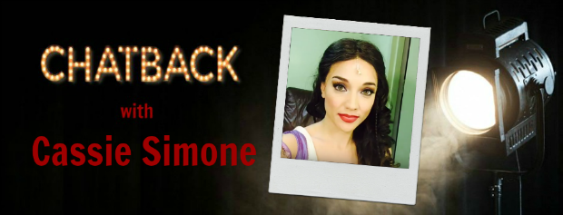 Chatback with Cassie Simone