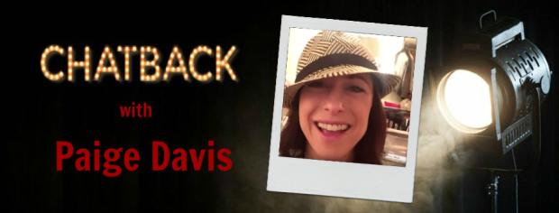 Chatback with Paige Davis