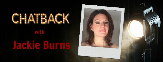 Chatback with Jackie Burns