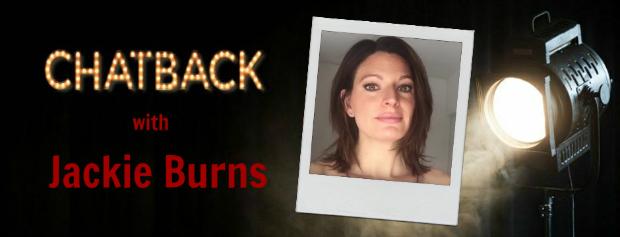 Chatback with Jackie Burns