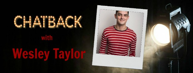 Chatback with Wesley Taylor