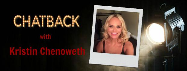 Chatback with Kristin Chenoweth