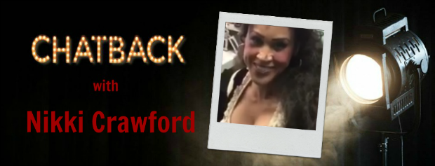 Chatback with Nikki Crawford