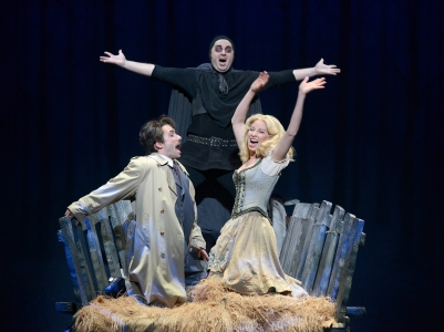 006 Young Frankenstein produced by 3-D Theatricals