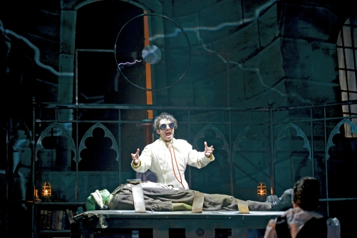 010 Young Frankenstein produced by 3-D Theatricals