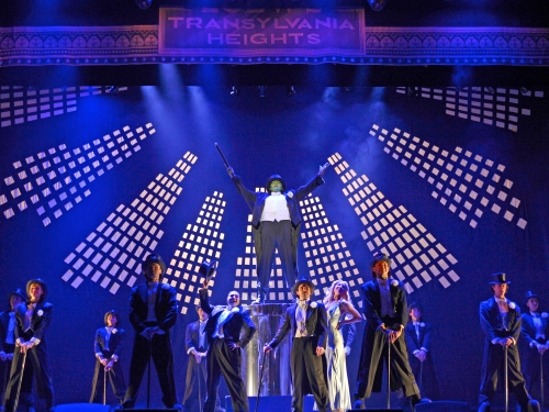 019 Young Frankenstein produced by 3-D Theatricals
